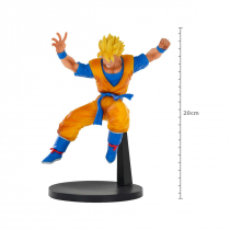 FIGURE DRAGON BALL LEGENDS - GOHAN SUPER SAYAJIN - COLLAB REF: 20494/20495 - 1