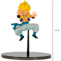 FIGURE DRAGON BALL SUPER - GOTENKS SUPER SAYAJIN - CHOSENSHIRETSUDEN REF: 20725/20726 - 1