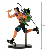 FIGURE ONE PIECE - PORTGAS D ACE - THREE BROTHERS REF: 20744/20745 - 1