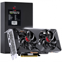 BLACK BOX - PLACA DE VIDEO NVIDIA GEFORCE GTX 1660 DUAL OC GDDR5 6GB 192 BITS DUAL FAN - PP1660OC19206G5