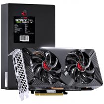 BLACK BOX - PLACA DE VIDEO NVIDIA GEFORCE GTX 1660 SUPER OC GDDR6 6GB 192 BITS DUAL FAN - PP1660SOC19214G6