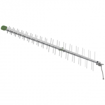 ANTENA CELULAR FULLBAND 15DBI 700MHZ ATÉ 2600MHZ 3G/4G PQAG-5015 LTE - 1