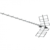 ANTENA UHF DIGITAL YAGI PROHD-1118