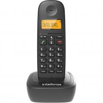 TELEFONE SEM FIO C/ IDENTIFICADOR DE CHAMADAS TS2510 ID PRETO 4122510 - 1