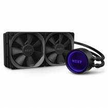 WATER COOLER KRAKEN X63 280MM RGB - RL-KRX63-01 - 1