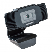 WEBCAM OFFICE HD 720P USB PRETA AC339