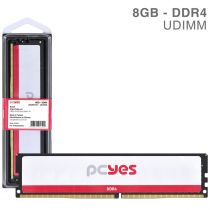 MEMORIA PCYES UDIMM 8GB DDR4 2666MHZ - PM082666D4 - 1