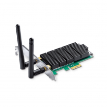 PLACA DE REDE WIRELESS PCI EXPRESS AC1300 DUAL BAND T6E - 1