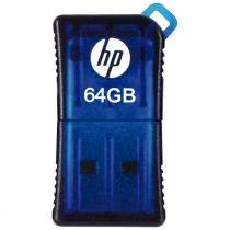 PEN DRIVE MINI HP USB 2.0 V165W 64GB  HPFD165W2-64 - 1