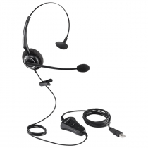 HEADSET CHS 55 USB 4010058 - 1