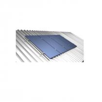 ESTRUTURA SOLAR TELHA METALICA 55CM 04 MODULOS (RS-183C) - 1