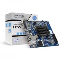 PLACA MÃE IPX1800G2 COM PROCESSADOR INTEGRADO 10/100/1000, 4USB 2.0, 1HDMI