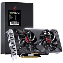 BLACK BOX - PLACA DE VIDEO NVIDIA RTX 2060 DUAL OC GDDR6 6GB 192 BITS - PP2060DOC1926G6