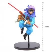 FIGURE DRAGON BALL Z - GOKU - BANPRESTO WORLD COLOSSEUM REF. 20991/20992 - 1