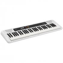 TECLADO MUSICAL CASIOTONE BASICO DIGITAL BRANCO CT-S200WEC2-BR BRANCO - 1