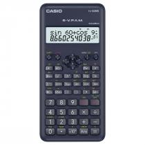 CALCULADORA CIENTIFICA 12 DIGITOS FFX-82MS-2-S4-DH, 240 FUNCOES DISPLAY GRANDE PRETA