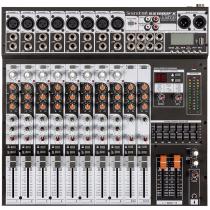 MESA DE SOM ANALOGICA 12 CANAIS SX1202FX-USB