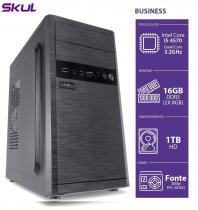 COMPUTADOR BUSINESS B500 - I5 4570 3.2GHZ 4ªGER MEM 16GB DDR3 (2X 8GB) HD 1TB HDMI/VGA FONTE 300W - 1