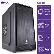 COMPUTADOR BUSINESS B500 - I5-3470 3.2GHZ 8GB DDR3 HD 1TB HDMI/VGA FONTE 350W - 1