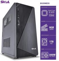 COMPUTADOR BUSINESS B500 - I5 3470 3.2GHZ 3ªGER MEM 8GB DDR3 HD 1TB HDMI/VGA FONTE 300W - 1