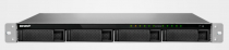 SERVIDOR DE DADOS NAS RACK 1U QUAD-CORE 1.7 GHZ 2GB - 4 BAIAS SEM DISCO - TS-432XU-RP-2G-US - 1