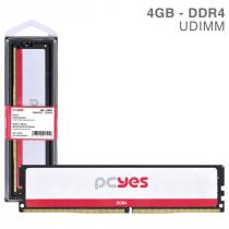 MEMORIA PCYES UDIMM 4GB DDR4 2666MHZ - PM042666D4 - 1