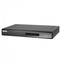 GRAVADOR DIGITAL NVR 8 CANAIS IP 4MP POE S/HD H265+ DS-7108NI-Q1/8P/M - 1