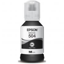 GARRAFA DE TINTA EPSON PRETO 127 ML - T504120-AL