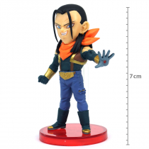 FIGURE - DRAGON BALL GT  - SUPER ANDROID 17 - WCF REF:20984/20990 - 1