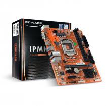 PLACA MAE IPMH110G 2XDDR4 2133MHZ/1XPCIEX16/4XSATA3/1XHDMI/1XVGA/2XUSB3.0 LGA 1151 - PCWARE - 1