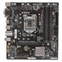 PLACA MÃE PCWARE IPMB360 PRO GAMING 4XDDR4/1XPCIEX16/4XSATA3/1XHDMI/1XVGA/4XUSB3.0 LGA 1151 - PCWARE - 1