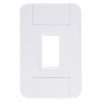 PLACA 1 POSTO VERTICAL TABLET 4X2 - 1