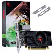 PLACA DE VIDEO NVIDIA GEFORCE GT 730 GDDR5 4GB 64BITS LOW PROFILE COM KIT INCLUSO - PA7304DR564LP - 1