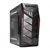 COMPUTADOR GAMER 3000 - RYZEN 3 3200G 3.6GHZ MEM. 8GB DDR4 SSD 240GB HDMI/VGA FONTE 400W - 1