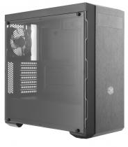 GABINETE MASTERBOX MB600L - COM ODD - BORDA CINZA -  MCB-B600L-KA5N-S02 - 1
