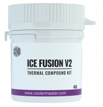 PASTA TÉRMICA ICE FUSION V2 - 40 GRAMAS - RG-ICF-CWR3-GP - 1