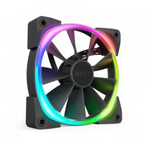 FAN PARA GABINETE AER RGB 2 - 140MM - HF-28140-B1 - 1