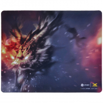 MOUSE PAD VX GAMING VINIK FIRE DRAGON - 320X270X2MM - 1