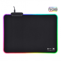 MOUSE PAD VX GAMING RGB - 250X350X3MM - 1