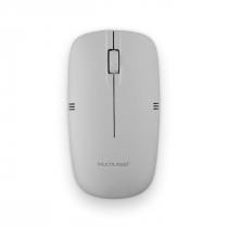 MOUSE SEM FIO LITE 2.4GHZ 1200 DPI USB MO287 CINZA - 1