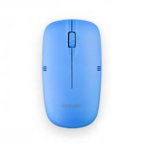 MOUSE SEM FIO LITE 2.4GHZ 1200 DPI USB AZUL MO288 - 1