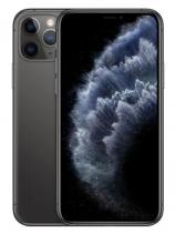 "IPHONE 11 PRO MAX CINZA ESPACIAL, TELA DE 6,5"", 4G, 64 GB E CÂMERA DE 12 MP - 1"