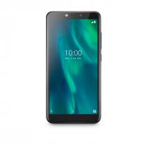 CELULAR SMARTPHONE MULTI F TELA 5.5 POL. SENSOR DE DIGITAIS 32GB 3G 1GB P9130 PRETO - 1