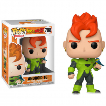 POP! DRAGON BALL Z - ANDROID 16 - #708 - 2