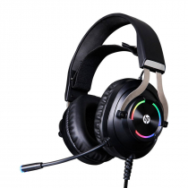 FONE HEADSET 7.1 GAMER USB H360GS PRETO - 1
