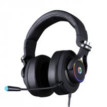 FONE HEADSET 7.1 GAMER USB H500GS PRETO - 1