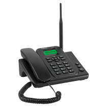 TELEFONE CELULAR FIXO GSM - CF 4202N - 1