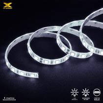 FITA DE LED VX GAMING BRANCO COM CONEXÃO MOLEX 60 PONTOS DE LED 1 METRO - LBM1 - 1