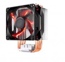 COOLER PARA PROCESSADOR HYPER H410R (INTEL/AMD) - LED VERMELHO -  RR-H410-20PK-R1 - 1