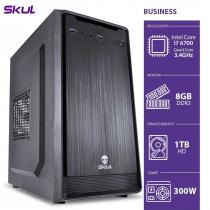 COMPUTADOR BUSINESS B700 - I7 6700 3.4GHZ 8GB DDR3 HD 1TB HDMI/VGA FONTE 300W - 1